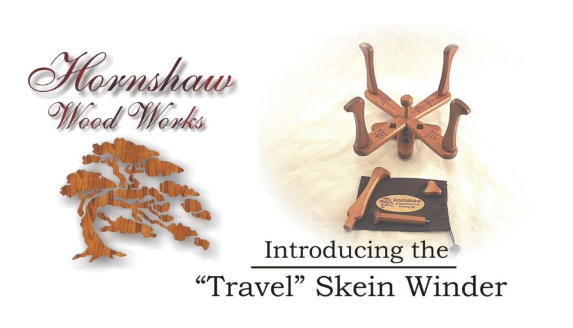 video-travel skein winder